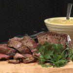 Steak Bérnaise