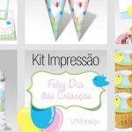 Kits Dia das Crianças