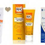 Filtro solar para pele mista