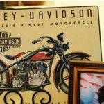 Bebê Estilo: Harley Davidson
