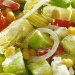 Operação verão: salada grega