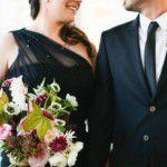Preto no casamento: funciona?
