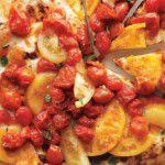 Receita da semana: Pizza Caseira de Ricota