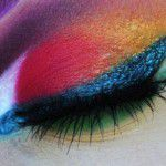 De olhos coloridos