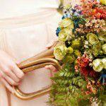 Um casamento musical e romântico
