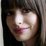 Os cabelos de Anne Hathaway