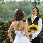 Casamento em Amarelo