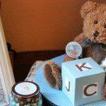 {Chá de bebê} Inspirado no Teddy