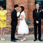 Casamento em CMYK