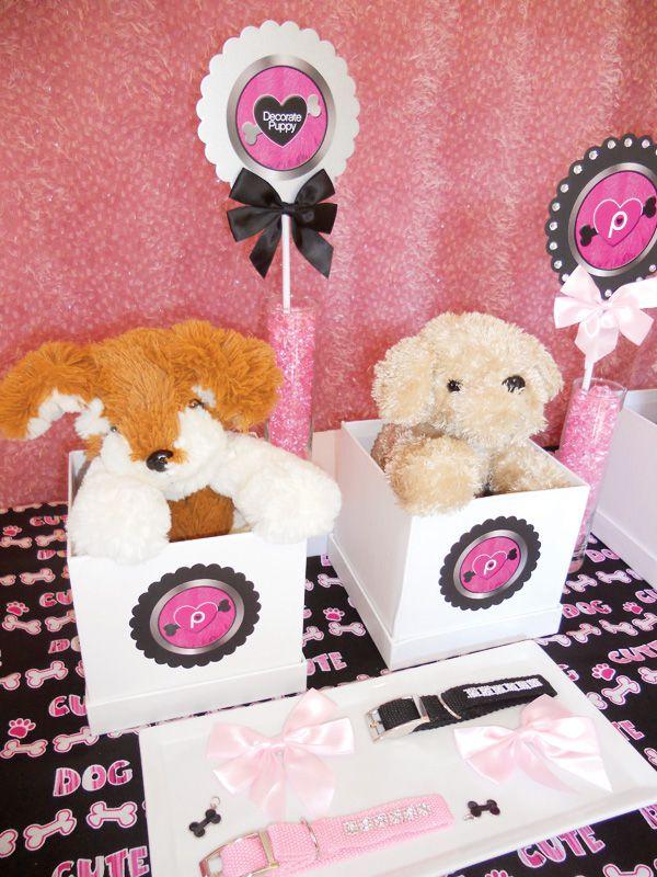 pink-puppy-party Pets também amam!