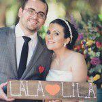 Casamento da Laís e do André