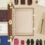 A arte de fazer a mala