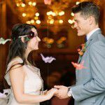 Bohemian Style: Um Casamento Cheio de Cor
