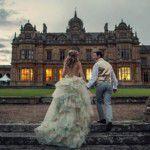 Casamento vegano: estilo vitoriano