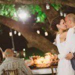 Casamento à distância: Mari e Alfonso