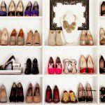 Como guardar os seus sapatos