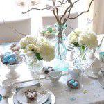 {Páscoa} Prepare a mesa para o coelhinho