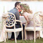 Mesa pra dois: noivado romântico