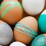 {DIY} Ideias para decorar ovos para a páscoa