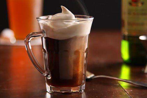 Alcohol Iced Coffee Drinks