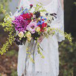 {Inspiração} Casamento elegante no jardim