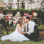Casamento ou ensaio fotográfico? Os dois!