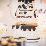 Eu Amo Chocolate: 4 anos da Lara