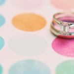 Casamento na praia em colorido tom pastel