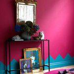 Pintando fora da caixa: ideias para pintura de paredes