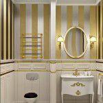 Tendência: banheiro com estilo retrô