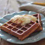 waffle-de-aveia