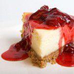 7 Produtos para fazer o verdadeiro Cheesecake Americano