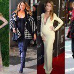 O estilo da grávida fashionista Blake Lively