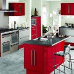 Cozinha in Red!