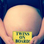 10 coisas que eu aprendi sendo mãe de gêmeos