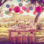 Festa Linda Inspiração – Tema: Jardim
