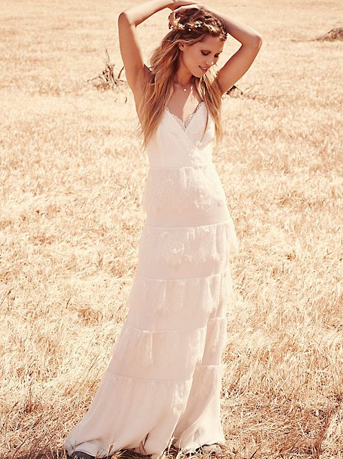31941941_010_a Vestido de Noiva | Free People