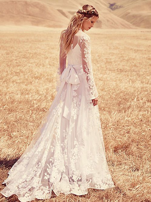 36519890_010_a Vestido de Noiva | Free People