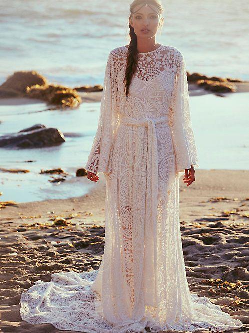 36520351_010_a Vestido de Noiva | Free People