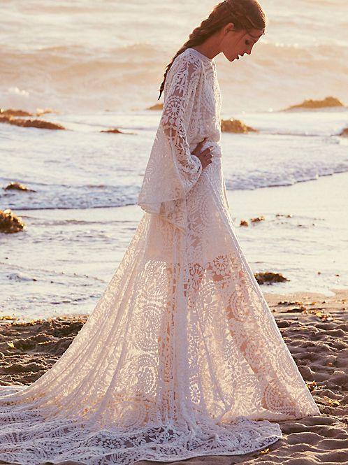 36520351_010_d Vestido de Noiva | Free People