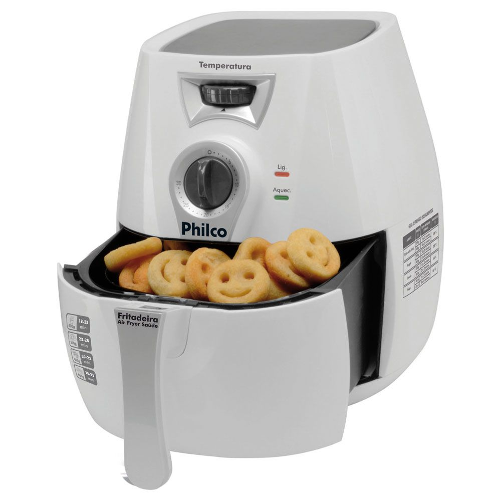 air-fryer-philco As melhores receitas para fazer na Air Fryer