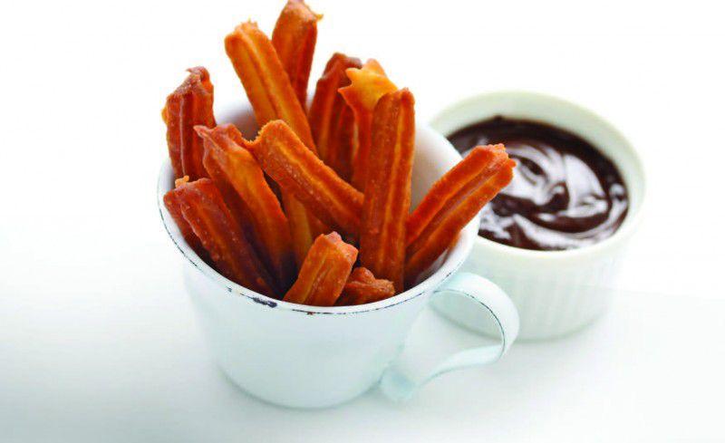 churros-chocolate