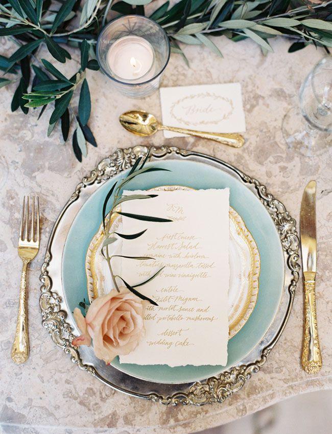 jennyyoo-collection-23 Vestindo a mesa de seu casamento