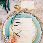 Vestindo a mesa de seu casamento