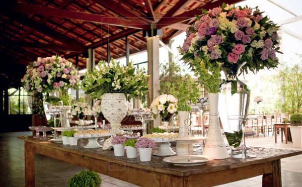 8 E quando o noivo quer opinar na decoração?