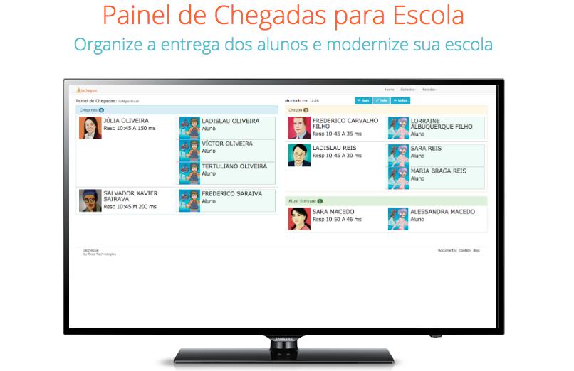 app_já_cheguei