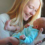 Visitar ou não visitar um recém-nascido?
