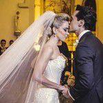 O clássico e o moderno em um único casamento!