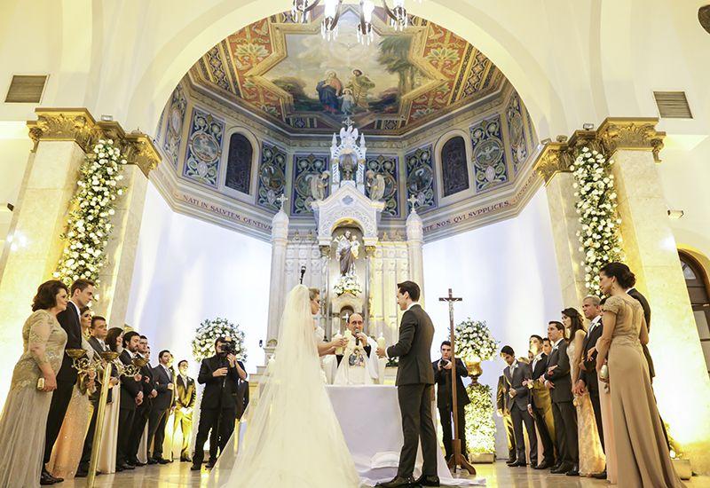 091 O clássico e o moderno em um único casamento!