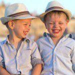 As facilidades de ter gêmeos
